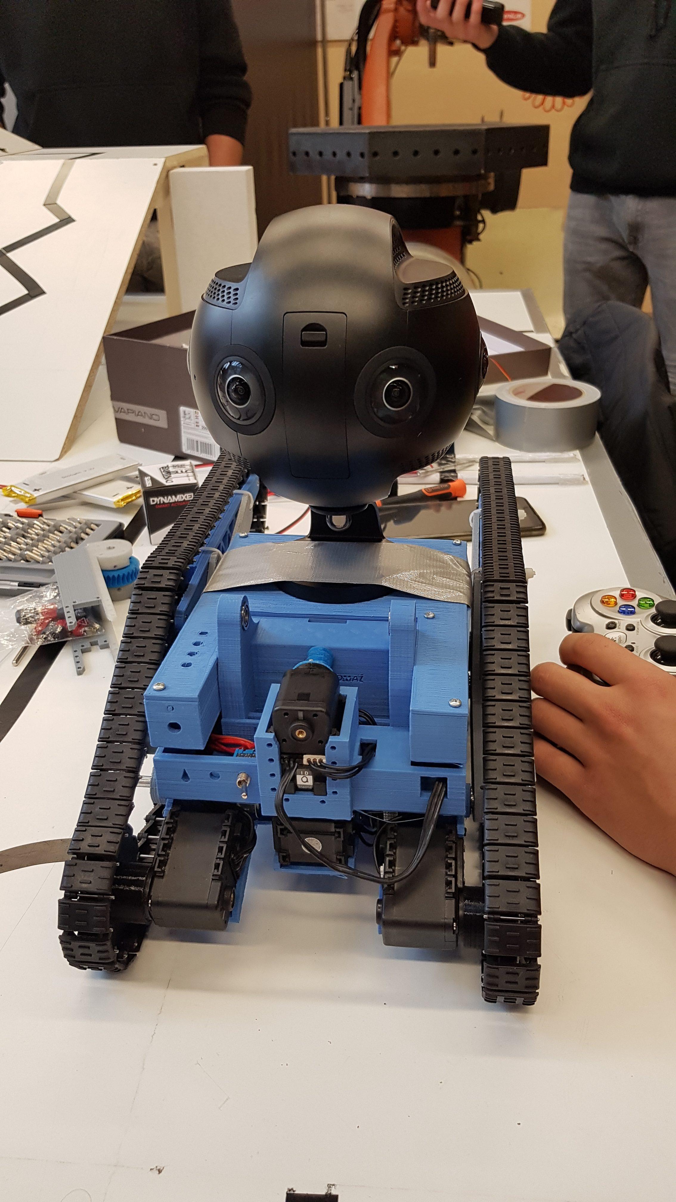 Celjska srednja šola na svetovnem prvenstvu RoboCup Rescue v avstralskem Sydneyu