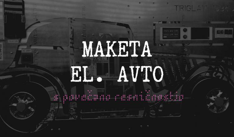 Srednja tehniška in poklicna šola Trbovlje izdelala maketo e-avtomobila in obogatila njeno resničnost