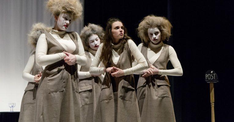 Gledališka skupina II. gimnazije Maribor letos presegla svoje dosedanje dosežke